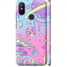 Чехол на Xiaomi Mi A2 'Розовый космос