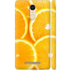Чехол на Xiaomi Redmi Note 3 pro Апельсинки