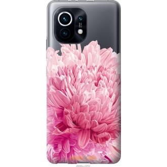 Чехол на Xiaomi Mi 11 Хризантема