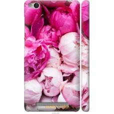 Чехол на Xiaomi Redmi 3 Розовые цветы