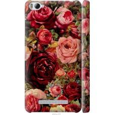 Чехол на Xiaomi Mi4c Прекрасные розы