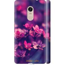 Чехол на Xiaomi Redmi Note 4 Весенние цветочки