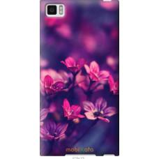 Чехол на Xiaomi Mi3 Весенние цветочки