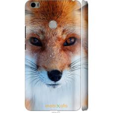 Чехол на Xiaomi Mi Max Рыжая лисица