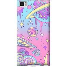 Чехол на Xiaomi Mi3 'Розовый космос