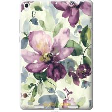 Чехол на Xiaomi Mi Pad Акварель цветы