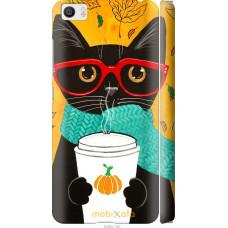 Чехол на Xiaomi Mi5 Осенний кот