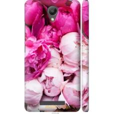 Чехол на Xiaomi Redmi Note 2 Розовые цветы