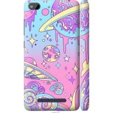 Чехол на Xiaomi RedMi 4A 'Розовый космос