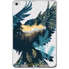 Чехол на Xiaomi Mi Pad 2 Арт-орел на фоне природы