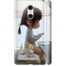 Чехол на Xiaomi Redmi Pro Милая девочка с зайчиком