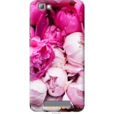 Чехол на ZTE A610 Розовые цветы